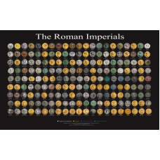 Historical Conservancy - The Roman Imperials - Wall Poster #1306