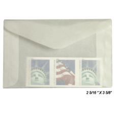 Guardhouse Glassines - #2 Glassine Envelopes - Qty: 1000 #16554