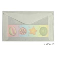 Guardhouse Glassines - #3 Glassine Envelopes - Qty: 1000 #16558