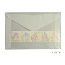Guardhouse Glassines - #4 Glassine Envelopes - Qty: 1000 #16562