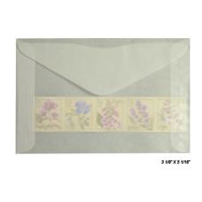 Guardhouse Glassines - #4.5 Glassine Envelopes - Qty: 1000 #1656