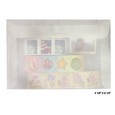 Guardhouse Glassines - #7 Glassine Envelopes - Qty: 1000 #16578