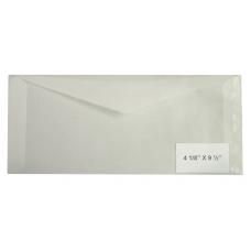 Guardhouse Glassines - #10 Glassine Envelopes - Qty: 500 #16586