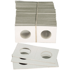 Cowens Mylar Cardboard Cent/Dime 1.5x1.5's 100ct Pack