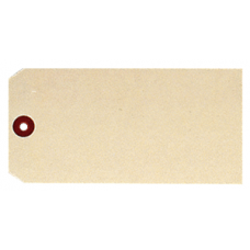 MMF Plain Eye-Loop ID Tags