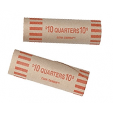 MMF - Pre-Formed Quarter Coin Wrappers 1,000ct