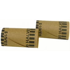 MMF - Pre-Formed Half Dollar Coin Wrappers 1,000ct