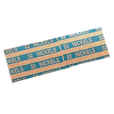 MMF - Flat Nickel Coin Wrappers 1,000ct