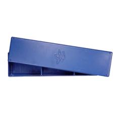 "Whitman - Coin Storage Box - 2x2 - Blue - 9"""