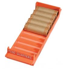 MMF - Quarter Interlocking Coin Roll Trays #2204.4