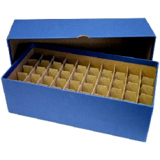 Guardhouse - Coin Tube Box - Blue (Nickel)