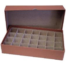 Guardhouse - Coin Tube Box - Brown (Half Dollar)
