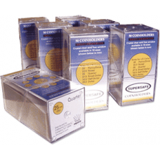 Supersafe - Paper 2.5x2.5s - Large Crown - 25ct
