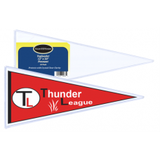 Guardhouse - PENNANT Toploader - 12x30 #2324