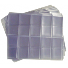 Transline - 2 1/2 x 2 1/2 UN Submission Flips-1000 per box