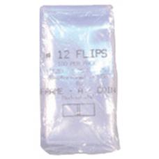 Frame A Coin - Crown 3 1/4x3 1/4 Coin Flips - 100 per pack #2546