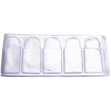 Frame A Coin 1oz Bar Sleeves - 100 per pack