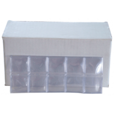 Frame A Coin - 1 1/2 x 1 1/2 Coin Flips - 1000 per box #2570