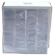 Frame a Coin 2x2 Coin Flips UN - 1000 per box 28UN - Bulk