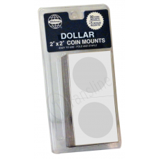 Whitman - Paper Coin Mounts - Dollars #2806