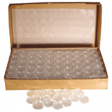Air Tite - Direct Fit - Large Dollars H38 - Coin Capsules 250ct
