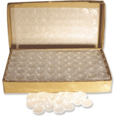 Air Tite - Direct Fit - Silver Rounds H39 - Coin Capsules 250ct
