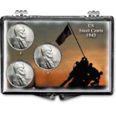 Edgar Marcus - Steel Cents - Iwo Jima #380280