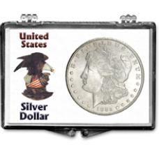 Edgar Marcus - Silver Dollar - Eagle