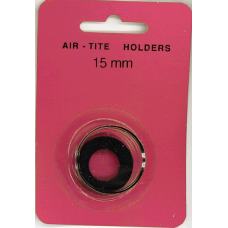 Air Tite - 15mm Coin Capsule