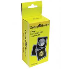 Guardhouse - 2x2 Large Dollar Tetra Snaplock - 10 Pack