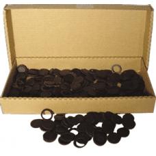 Air-Tite - 14mm Rings - Box of 250 - Black