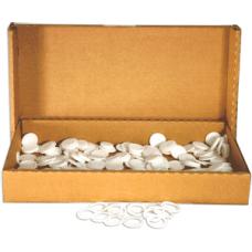Air-Tite - 25mm Rings - Box of 250 - White