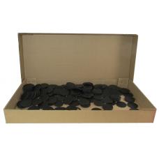 Air Tite - Bulk X6D 40mm Black Rings