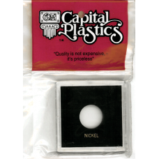 Capital Plastics Krown Coin Holder - Nickel