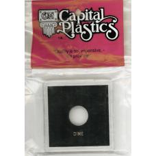 Capital Plastics Krown Coin Holder - Dime