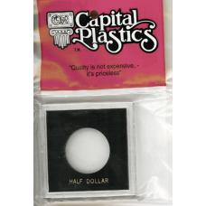 Capital Plastics Krown Coin Holder - Half Dollar