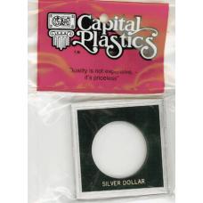 Capital Plastics Krown Coin Holder - Silver $