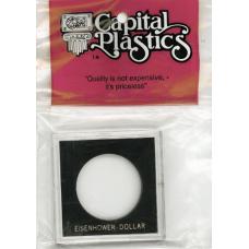 Capital Plastics Krown Coin Holder - Ike $