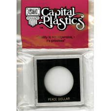Capital Plastics Krown Coin Holder - Peace $