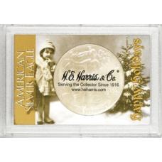 Frosty Case - 1 Hole - Silver Eagle - Happy Holidays