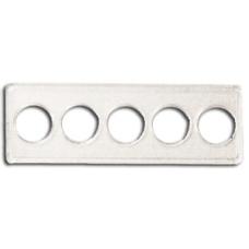 Whitman - 2x6 Quarter Strip 5 Hole Snaplock - 25ct Pack
