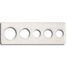 Whitman - 2x6 Mint/Proof Set Strip 5 Hole Snaplock - 25ct Pack