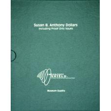 Intercept Shield - Susan B. Anthony w/ Proofs