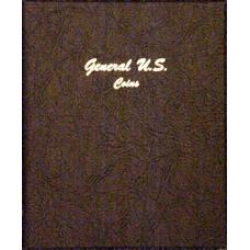 DANSCO U.S Modern Commemorative Dollars Volume 3 2002 to Date Album #7065-3