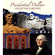 Whitman - Presidential Dollar Collectors Archive
