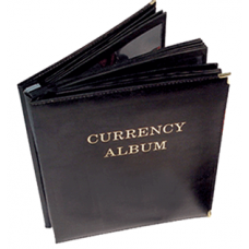 HE Harris & Co - Deluxe Currency Album - Large Notes