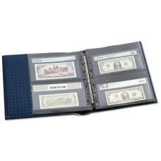 Lighthouse - Grande Graded Currency Album - Blue