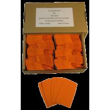 Guardhouse - Archival Paper Coin Envelope, Orange - Qty: 500 #72