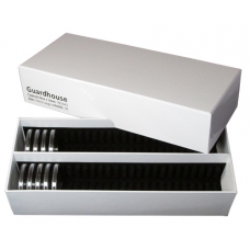 Guardhouse - Double Row - XL Coin Capsule Storage Box