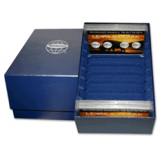 Whitman - 3x5 Frosty Case Storage Box